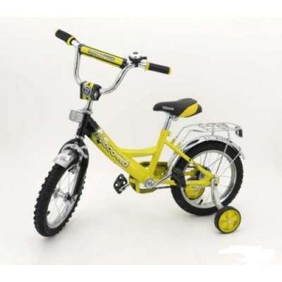 """20"""" велосипед maxxpro желт/черн z20205"""