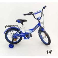 """16"""" велосипед maxxpro син/бел z16"""