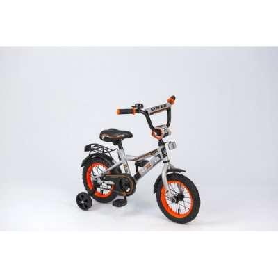 """18"""" велосипед maxxpro onix серебр/черн/оранж z18603"""