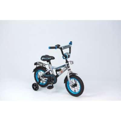 """18"""" велосипед maxxpro onix серебр/чер/бирюза z18606"""