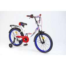 "12"" велосипед maxxpro sport син/бел/красн z12209"