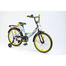 "14"" велосипед maxxpro sport сер/чер/жел z14212"