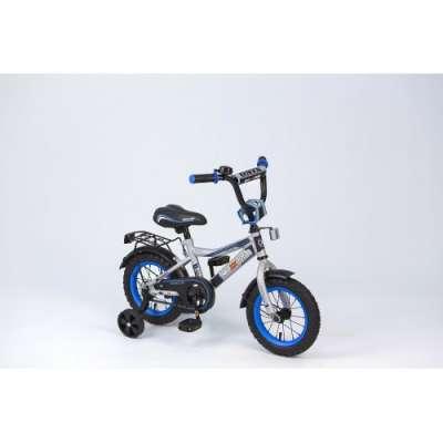 """18"""" велосипед maxxpro onix серебр/черн/син z18605"""
