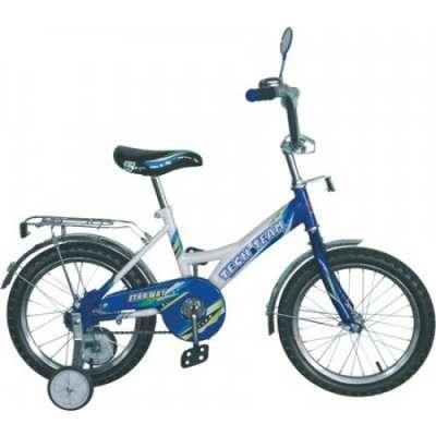 "14""велосипед tech team т14135"
