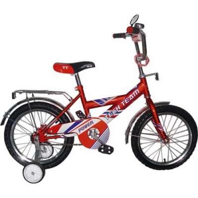 "12""велосипед tech team т12138"