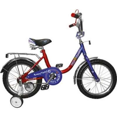"14""велосипед tech team т14131"
