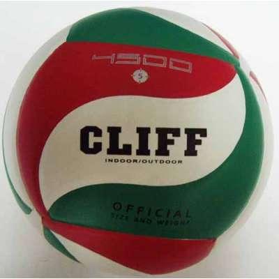 Мяч волейбольный клифф v5m4500
