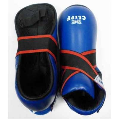 Защита стопы (футы) материал dx синяя