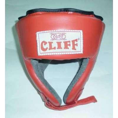 Шлем защитный cliff открытый (dx) красный