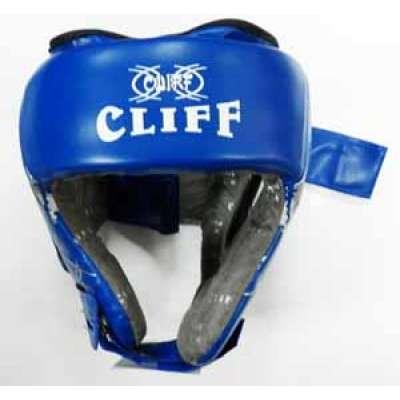 Шлем защитный cliff открытый (dx) синий