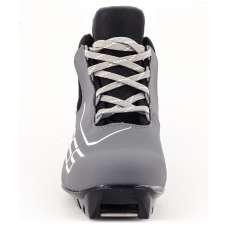 Ботинки лыжные sns loss 443, синт. кожа, серые