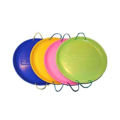 Ледянка дисковая экстрим 54см с верев. ручками
