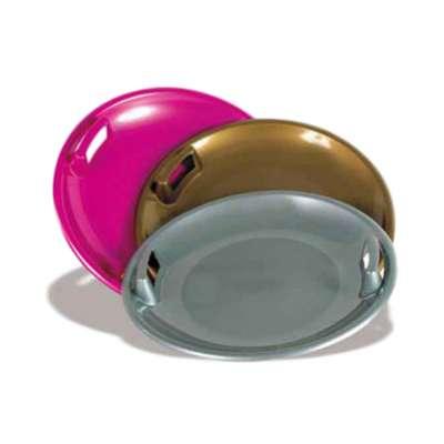 Ледянка дисковая экстрим 58см с пласт. ручками